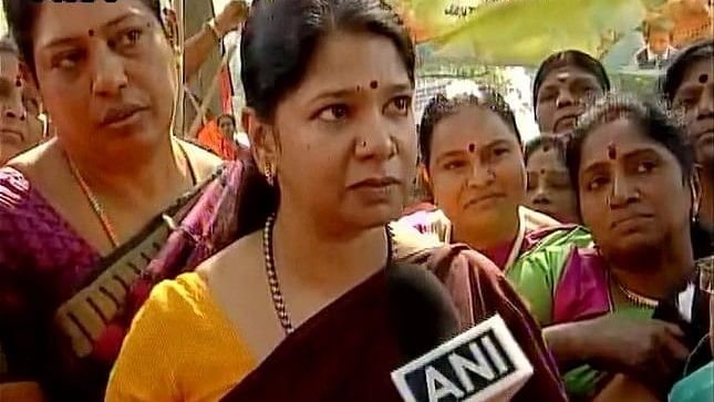 DMK Marches in Delhi for Passage of Women's Reservation Bill