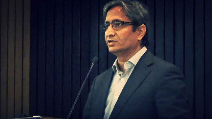 Media Part of State Surveillance: Ravish Kumar in Magsaysay Speech