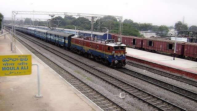 South Central Railway has developed Moula Ali railway station into an 'Adarsh Station'.