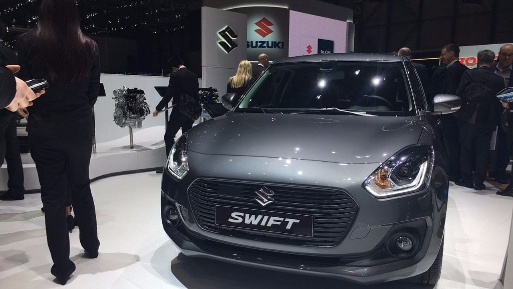 Maruti Suzuki could debut the new Swift in the coming months.