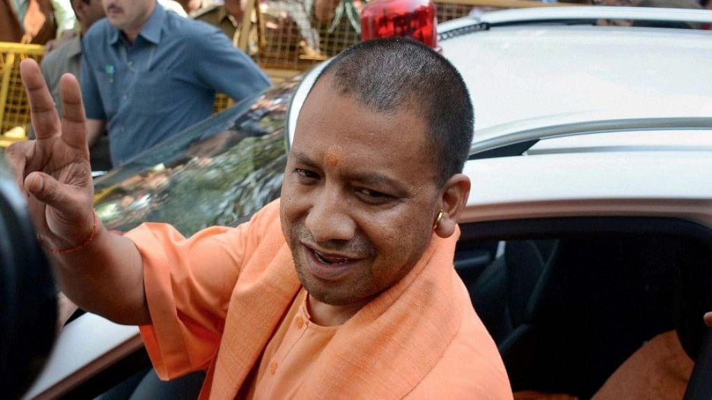 CM Yogi Blames Mughals & Britishers For Weakening India's Economy