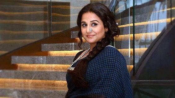 We Should Name and Shame Sexual Harassers: Vidya Balan