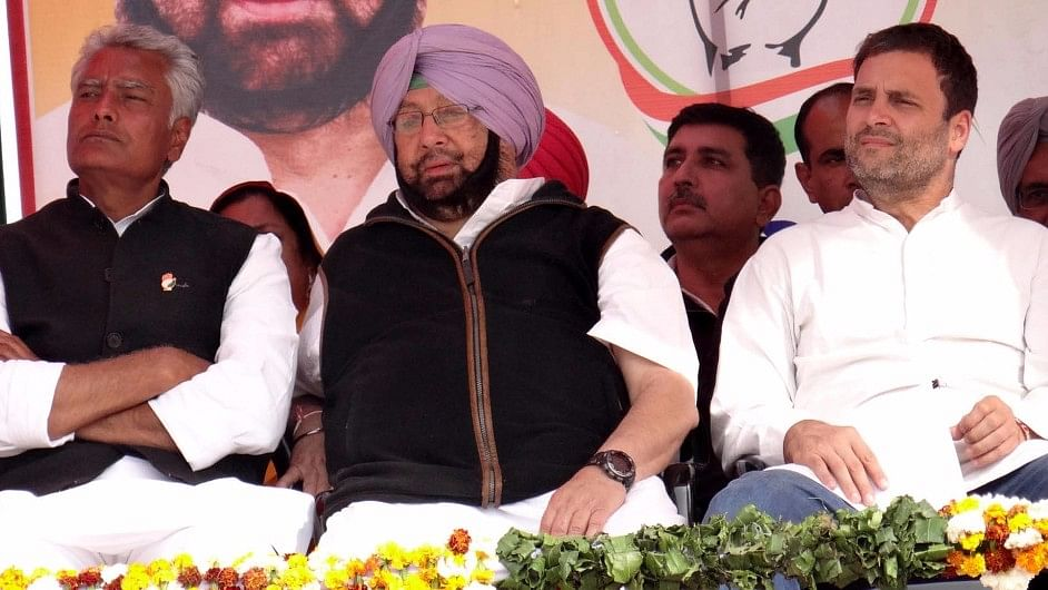 Amarinder's election manifesto talked about getting rid of the drug problem in the first month of their government. (Photo: IANS)