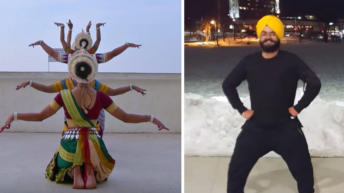 Watch: Ed Sheeran's 'Shape of You' Gets Punjabi & Odissi Makeovers