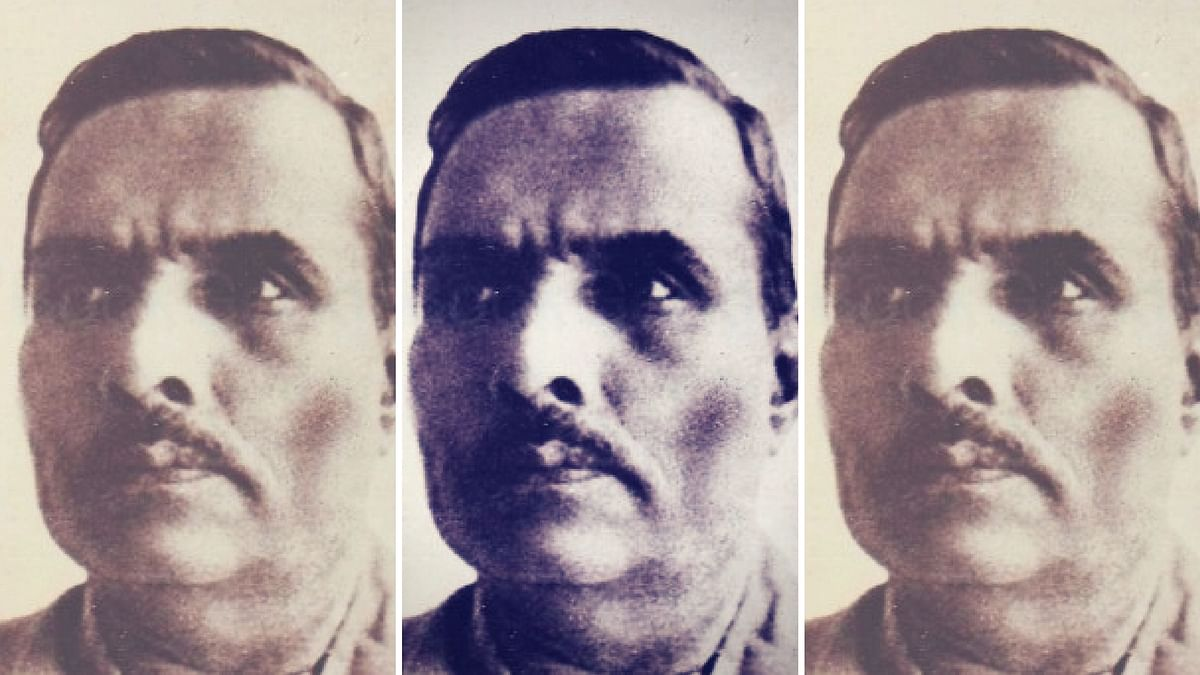 Savarkar had aided the British in crushing the Quit India Movement.