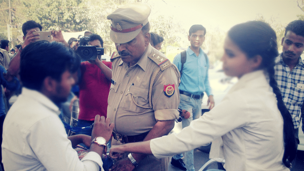 Are UP's anti-Romeo squads turning into a moral police? (Photo: PTI)