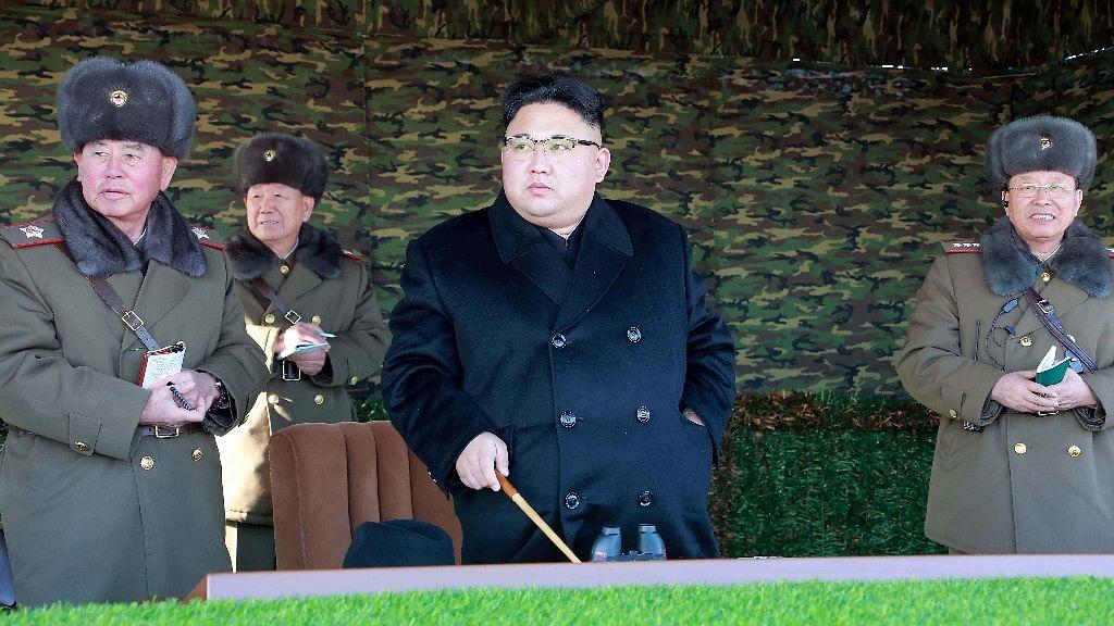 """""""Nuclear Button Always on My Desk"""": Kim Jong Un"""