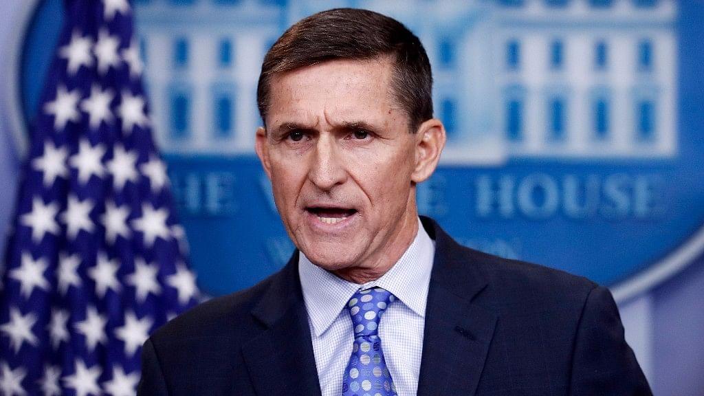 Donald Trump's National Security Adviser, Michael Flynn. (Photo: AP)
