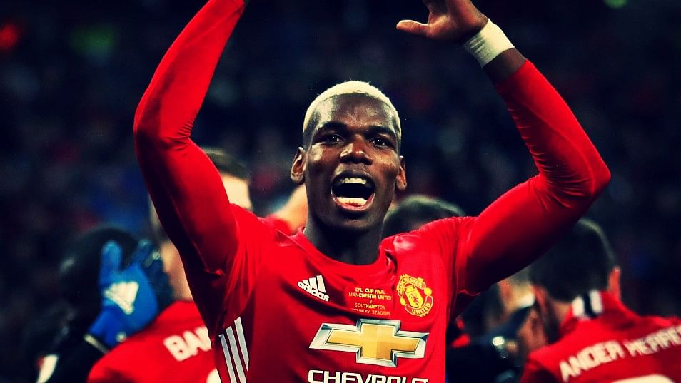 Manchester United's Paul Pogba To Undergo Foot Surgery