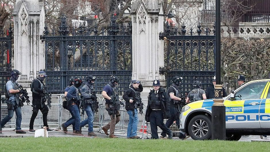 Shots Fired Outside UK Parliament, 4 Dead, Several Injured