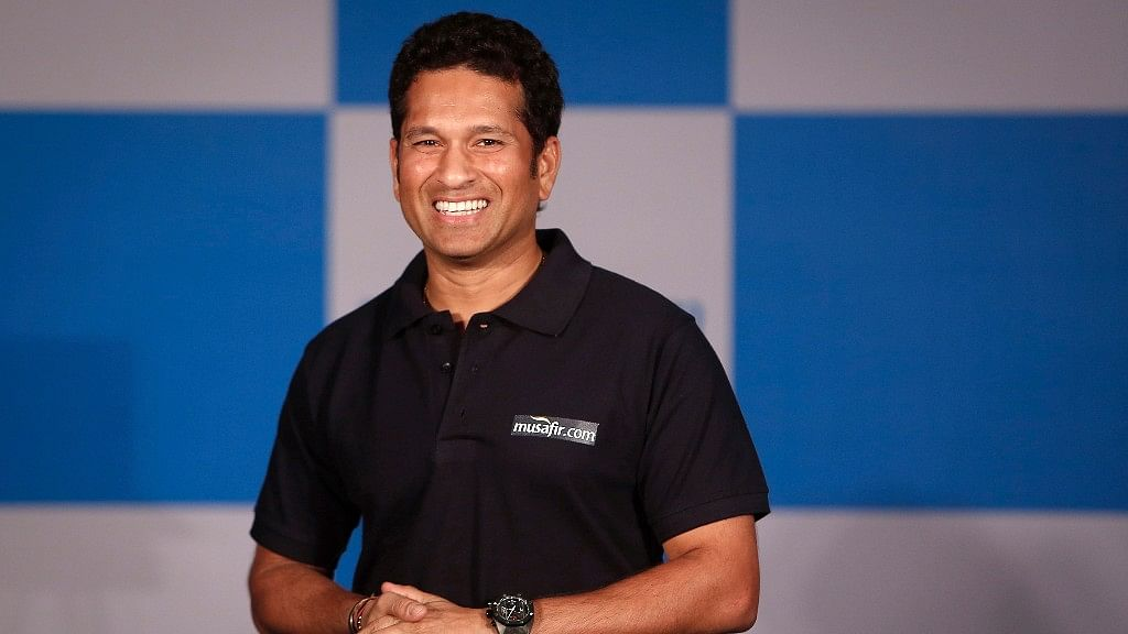 Sachin Tendulkar launched a skill development initiative of BMW, termed 'Skill Next,' with the students of College of Engineering, Guindy.