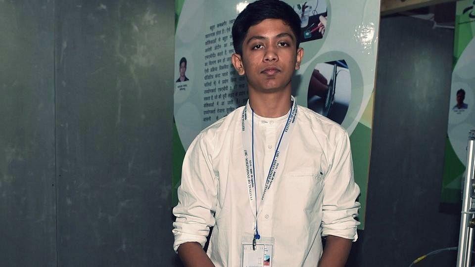 Akash Manoj. (Photo: PTI)