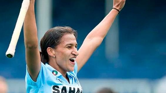 Happy to be Part of Change in Women's Hockey: Rani Rampal