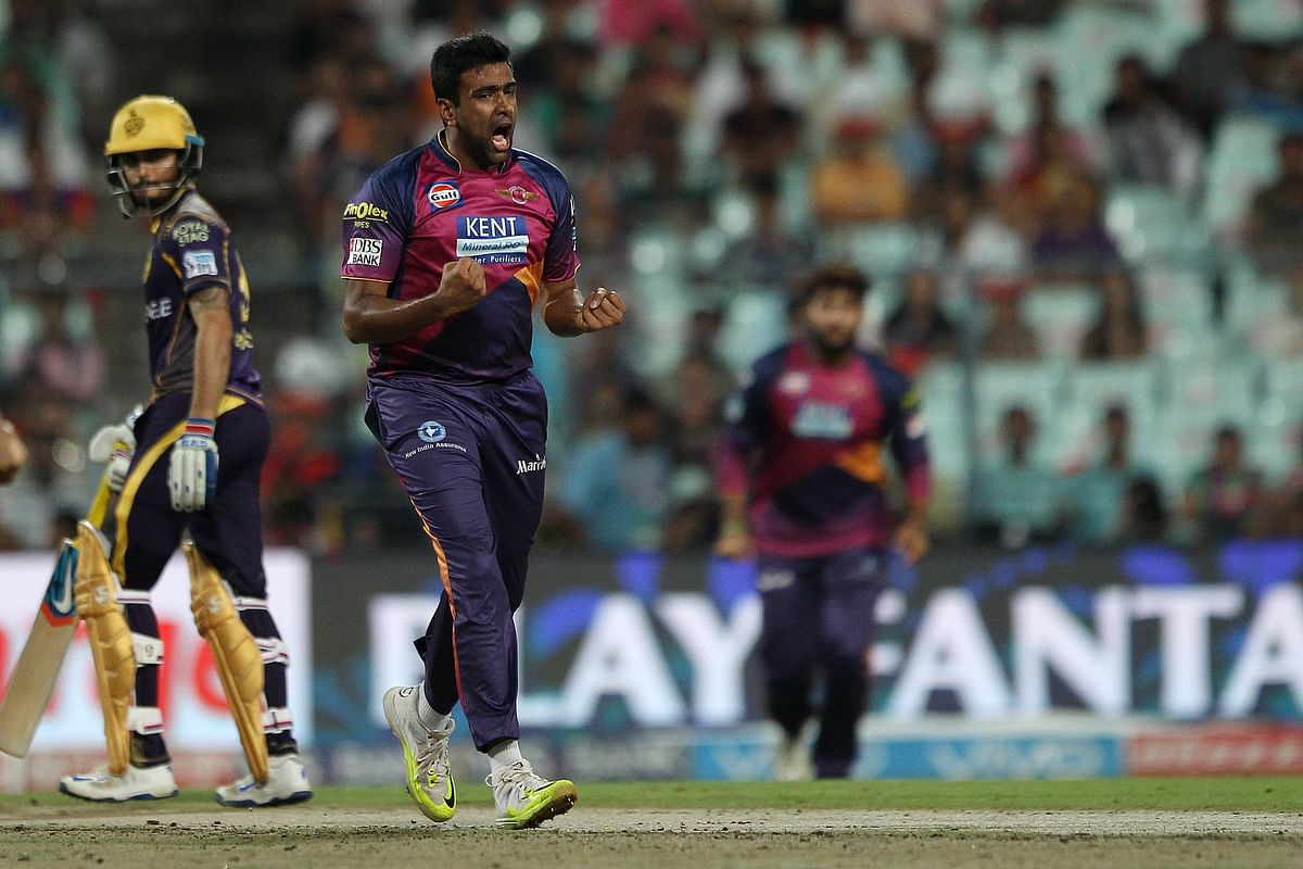 Ravichandran Ashwin has reportedly been ruled out of IPL 10. (Photo: BCCI)