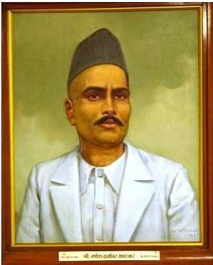 """Ganesh Damodar alias Babarao Savarkar. (Photo Courtesy: <a href=""""https://www.hindujagruti.org/history/21194.html"""">Hindujagruti.org)</a>"""