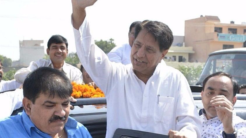 Former Union minister and Rashtriya Lok Dal (RLD) chief Ajit Singh.