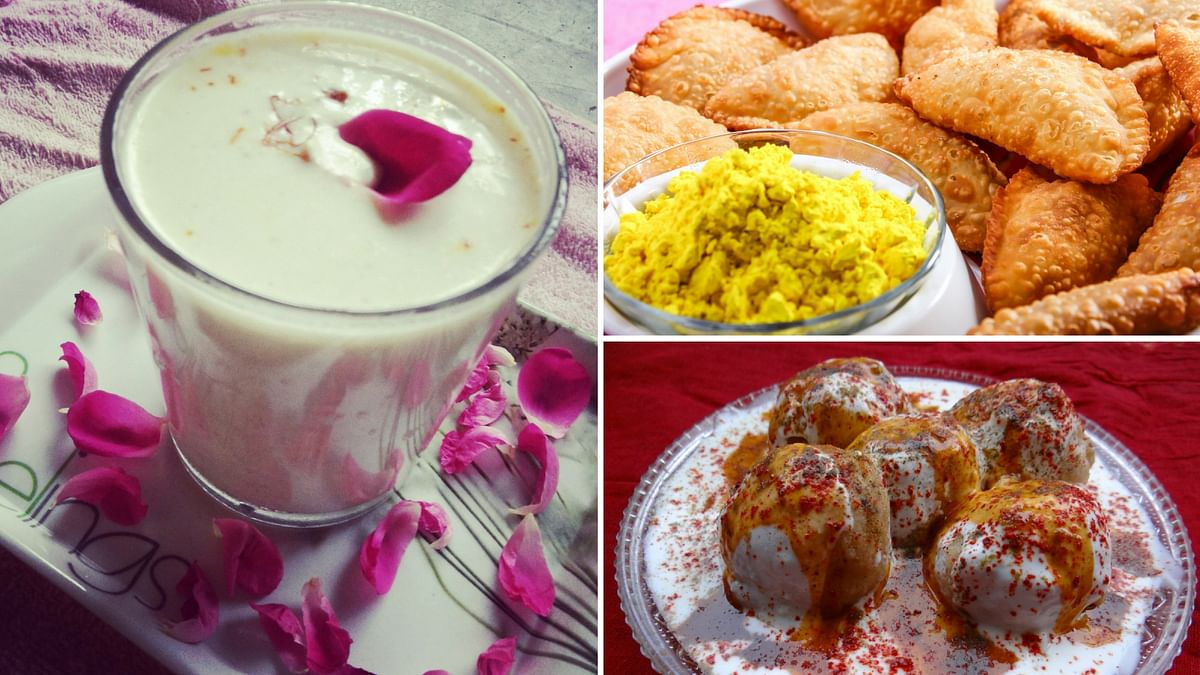 A Glutton's Festival: Try These 5 Delicious Holi Recipes at Home