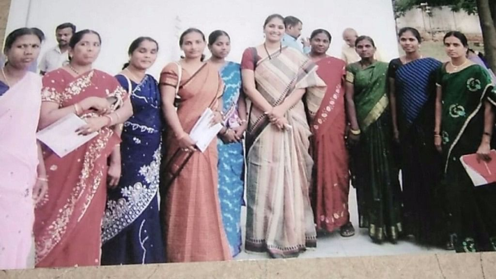 """(Photo Courtesy: <a href=""""http://www.thenewsminute.com/article/how-group-six-dalit-women-andhra-empowered-several-thousands-journalism-58288"""">The News Room</a>)"""