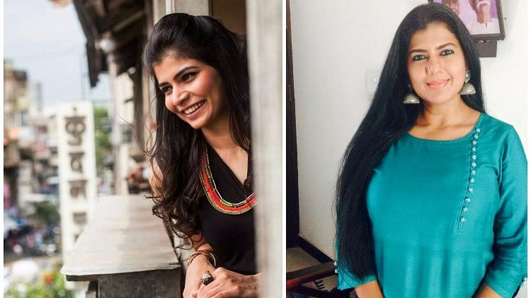 Chinmayi's husband and Swarnamalya speak up about the character assassination that female celebrities undergo when a controversy breaks out. (Photo Courtesy: The News Minute)