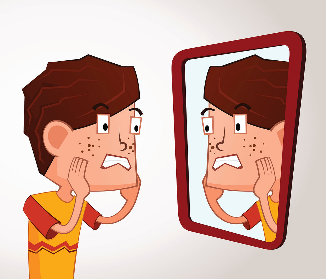 A healthy lifestyle is the key to escaping acne. (Photo: iStock)