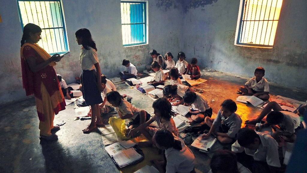 Four Indian NGOs working in the education sector will be given grants by Google's philanthropic arm over two years. Image used for representational purpose. (Photo: Reuters)
