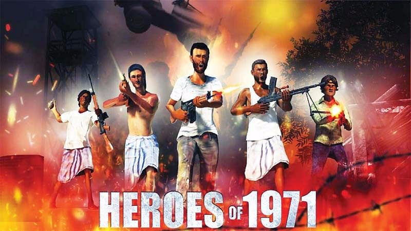 Heroes of 71: A Game Making Bangladeshis Revisit a Bloody History