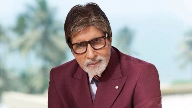 Amitabh Bachchan file photo.