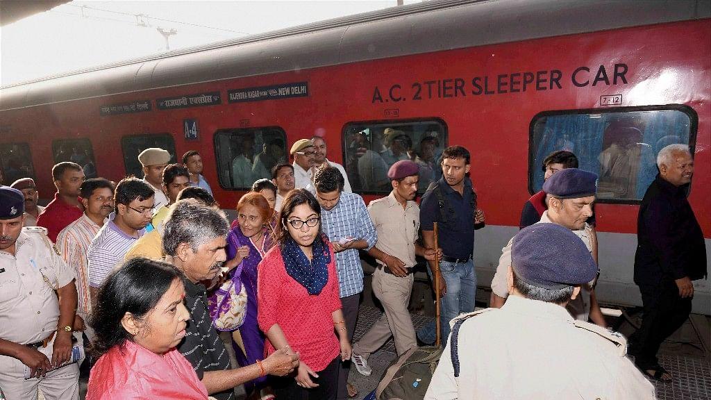 Patna Rajdhani Robbery: Six RPF Personnel Suspended