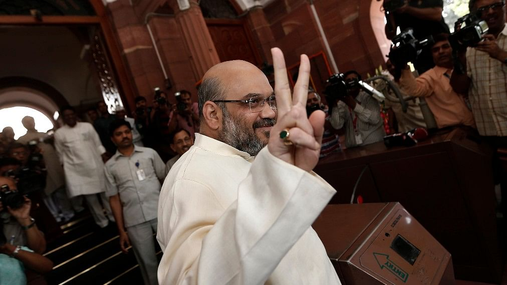 Amit Shah Skipped Ballari Meet to Avoid Sharing Stage With Reddys?