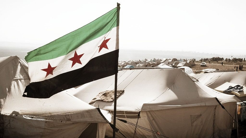 The Syrian civil war has been raging on for six years. (Photo: iStock)