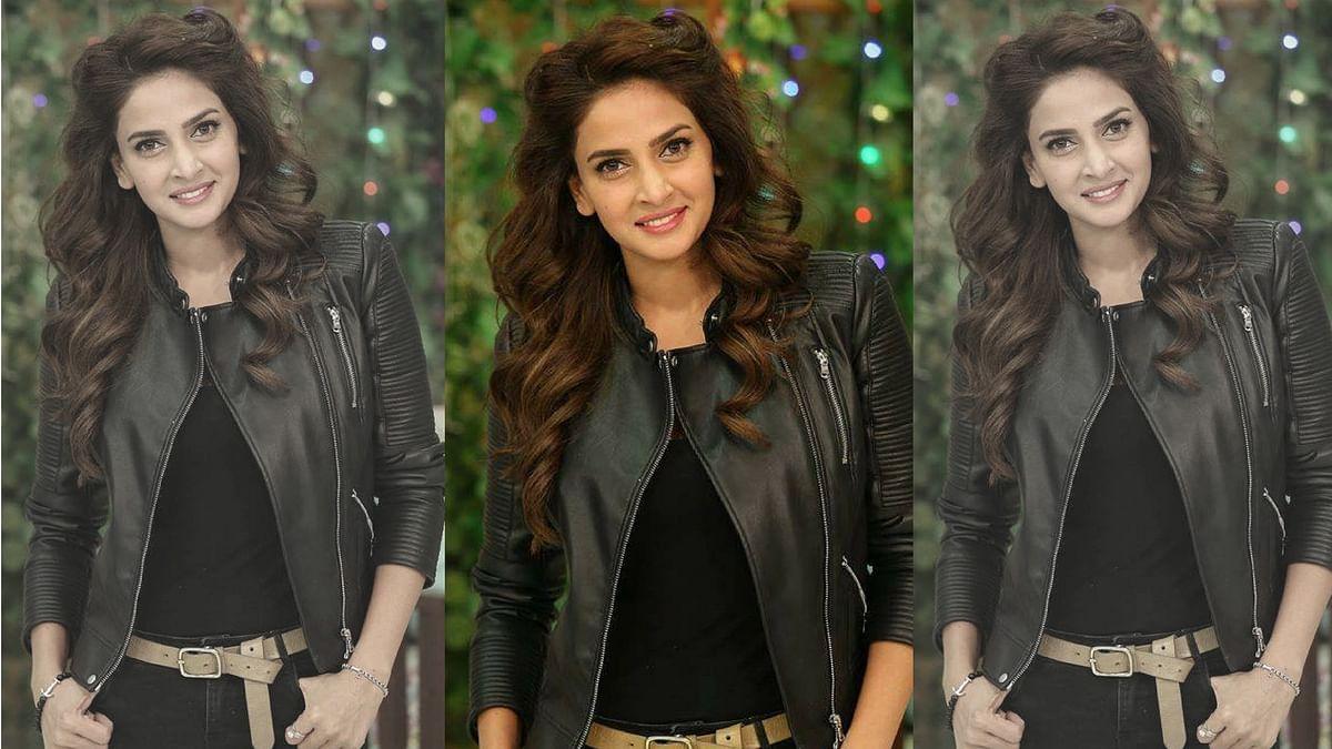 "Saba Qamar is all set for her Bollywood debut. (Photo courtesy: <a href=""https://www.facebook.com/photo.php?fbid=240642186398899&amp;set=pb.100013593589042.-2207520000.1493264366.&amp;type=3&amp;theater"">Facebook/ SabaQamar</a>)"
