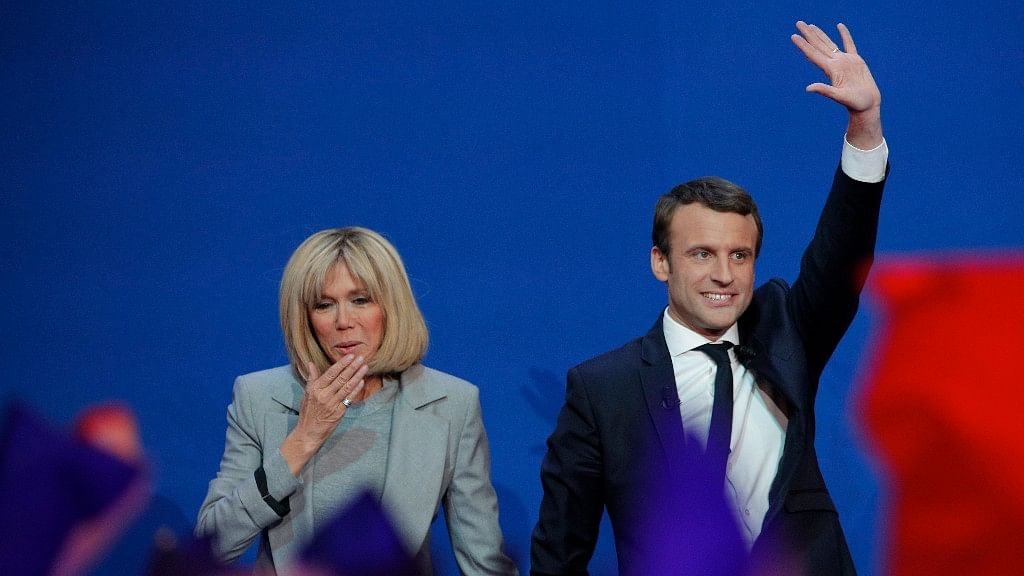 The Centrist Political Rebel: Who Really is Emmanuel Macron?