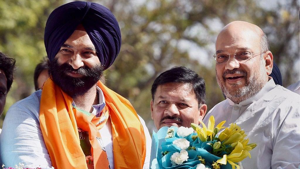 BJP MLA Files Complaint Against Kejriwal for 'Misleading Calls'