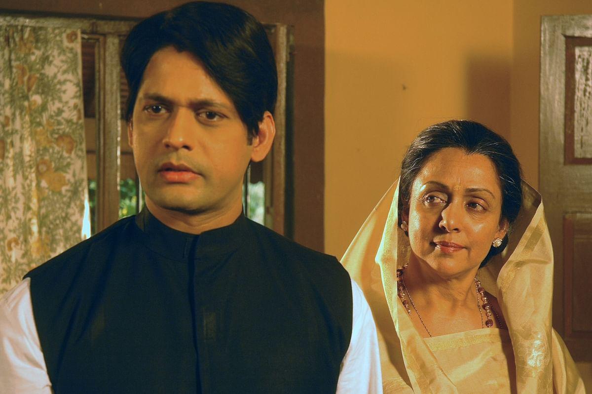 Hema Malini plays the Rajmata of Gwalior in <i>Ek Thi Rani Aisi Bhi</i>. (Photo Courtesy: Zee Essel Group)