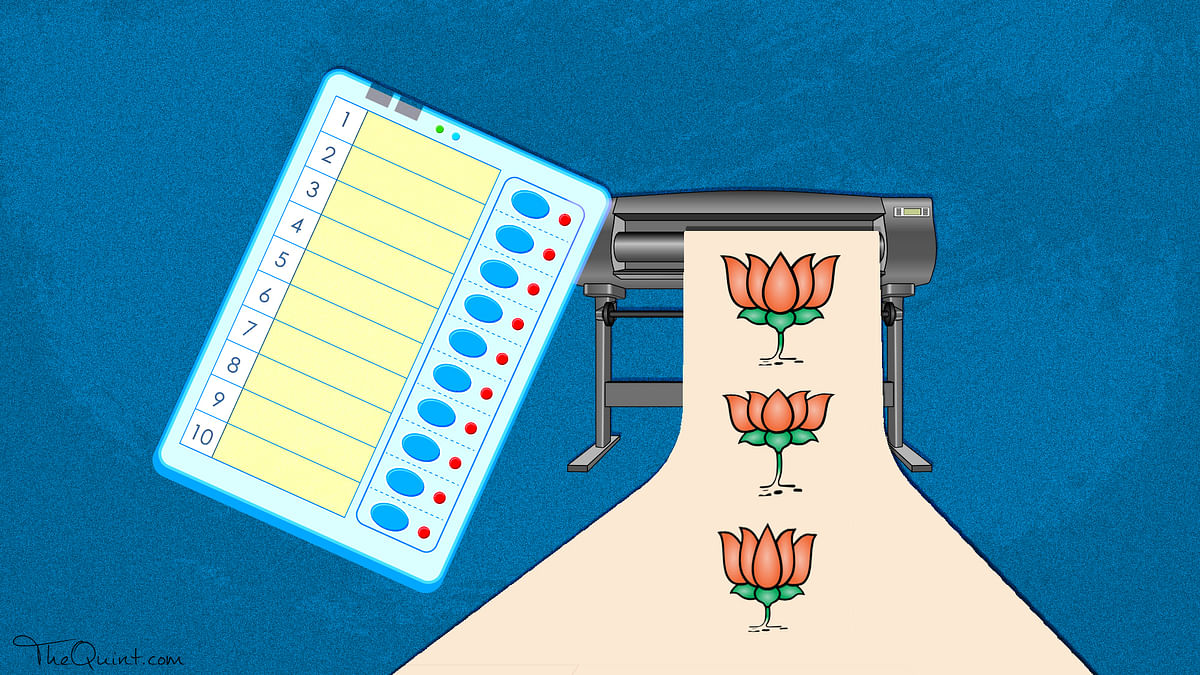 Recent spate of controversies are denting the image of EC. (Photo: Rhythum Seth/ <b>The Quint</b>)