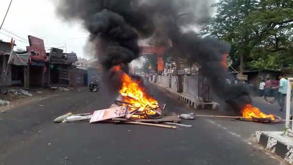 Communal tension erupt in Odisha's Bhadrak following a derogatory Facebook post. (Photo: IANS)