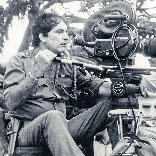 """The man behind the camera. (Photo courtesy: <a href=""""https://www.facebook.com/Old-songs-138465929522653/"""">Facebook/ oldsongs</a>)"""