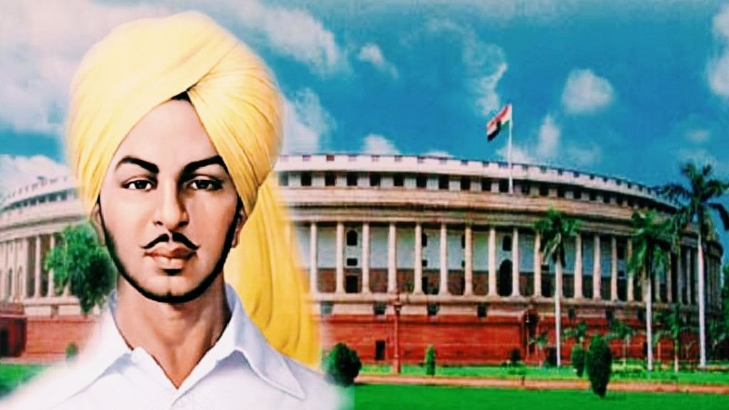 Bhagat Singh, the Original 'Angry Young Man' Who Bombed Parliament