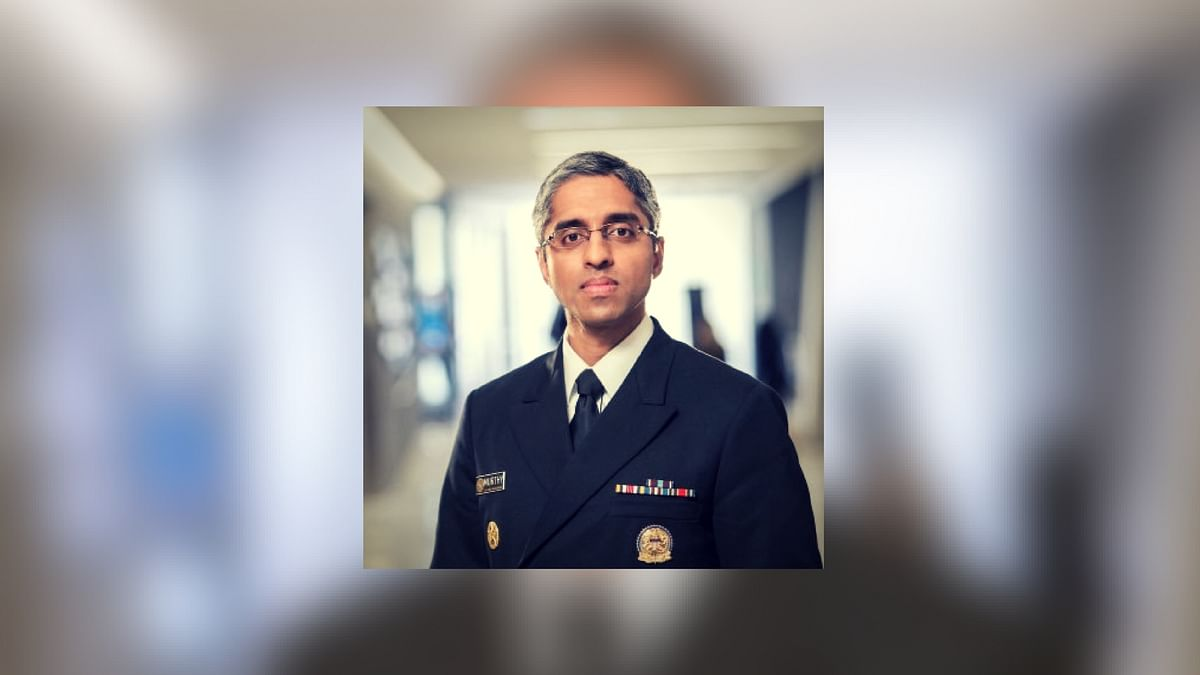 'Grandson of Poor Indian Farmer': 'America's Doctor' Vivek Murthy