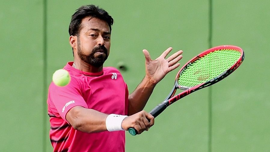 Leander Paes announced in January that he will be retiring after the 2020 season.