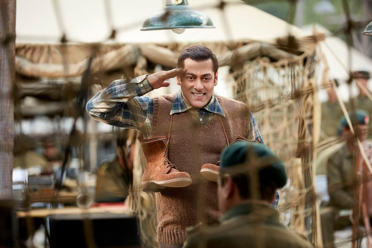 Salman Khan in a still from <i>Tubelight</i>. (Photo courtesy: Salman Khan Films) &nbsp;