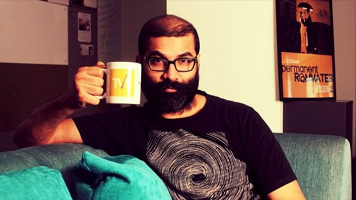 """TVF's Arunabh Kumar has given a statement to the police.  (Photo Courtesy: <a href=""""http://www.afaqs.com/interviews/index.html?id=496_Digital-video-is-brutal-Arunabh-Kumar-The-Viral-Fever"""">www.afaqs.com</a>)"""