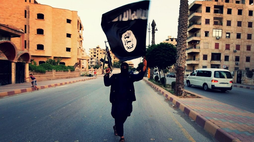 An ISIS supporter. Photo used for representational purpose. (Photo: Reuters)