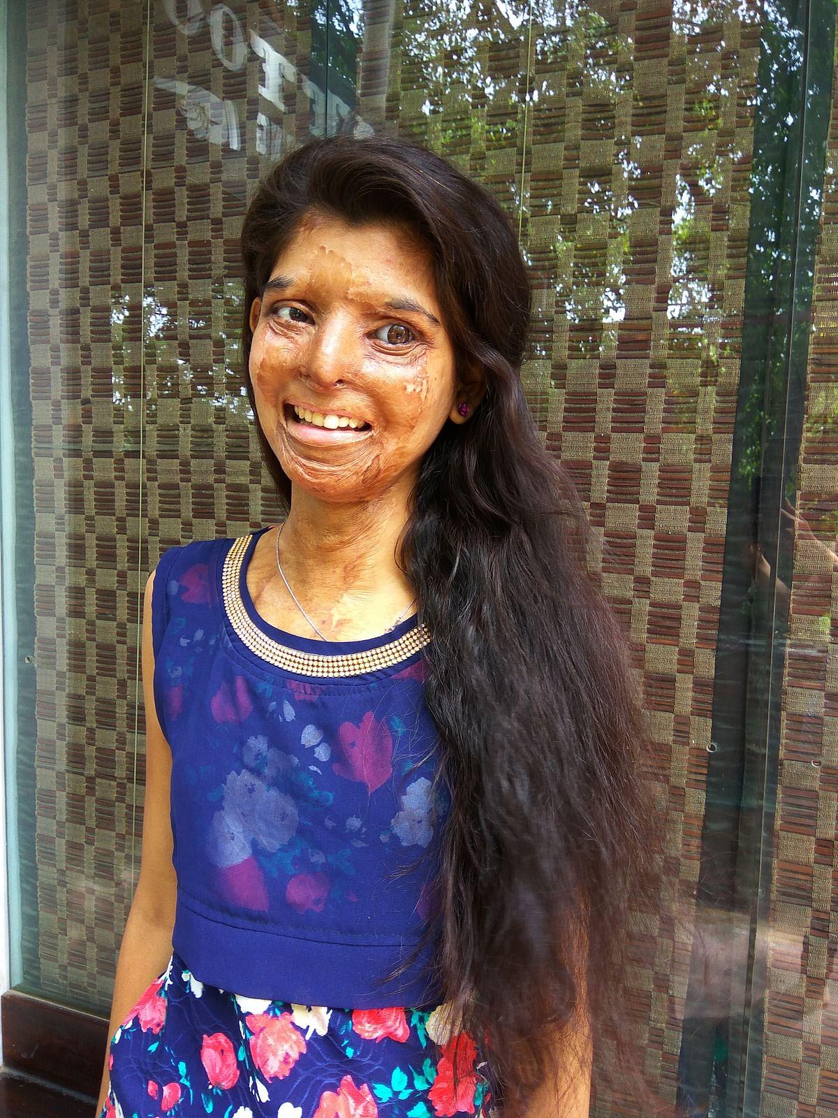 Ritu Saini.  (Photo: Abhipsha Mahapatro/<b>The Quint</b>)