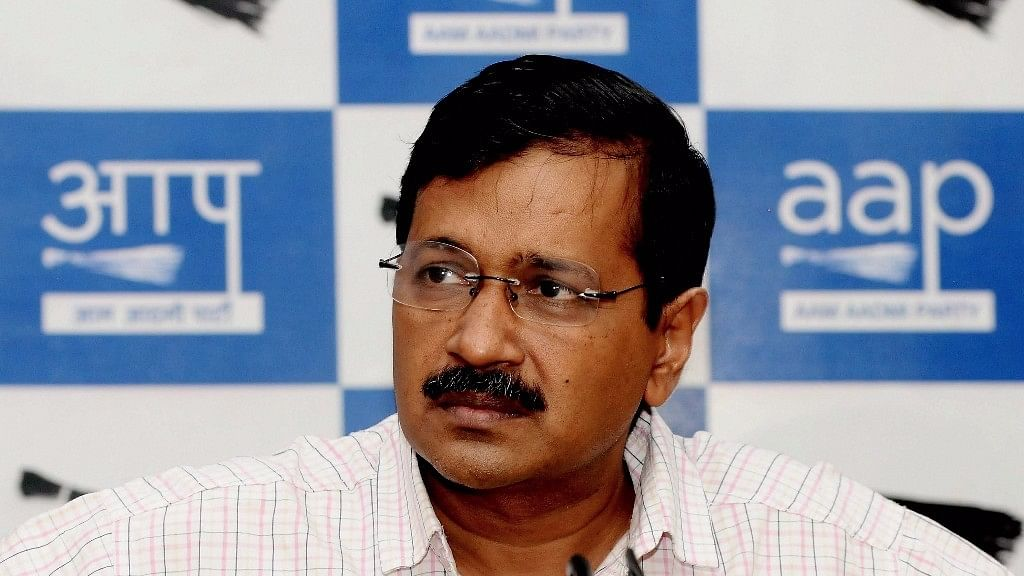 Centre Punishing AAP Govt for Supporting Farmer Protests: Kejriwal