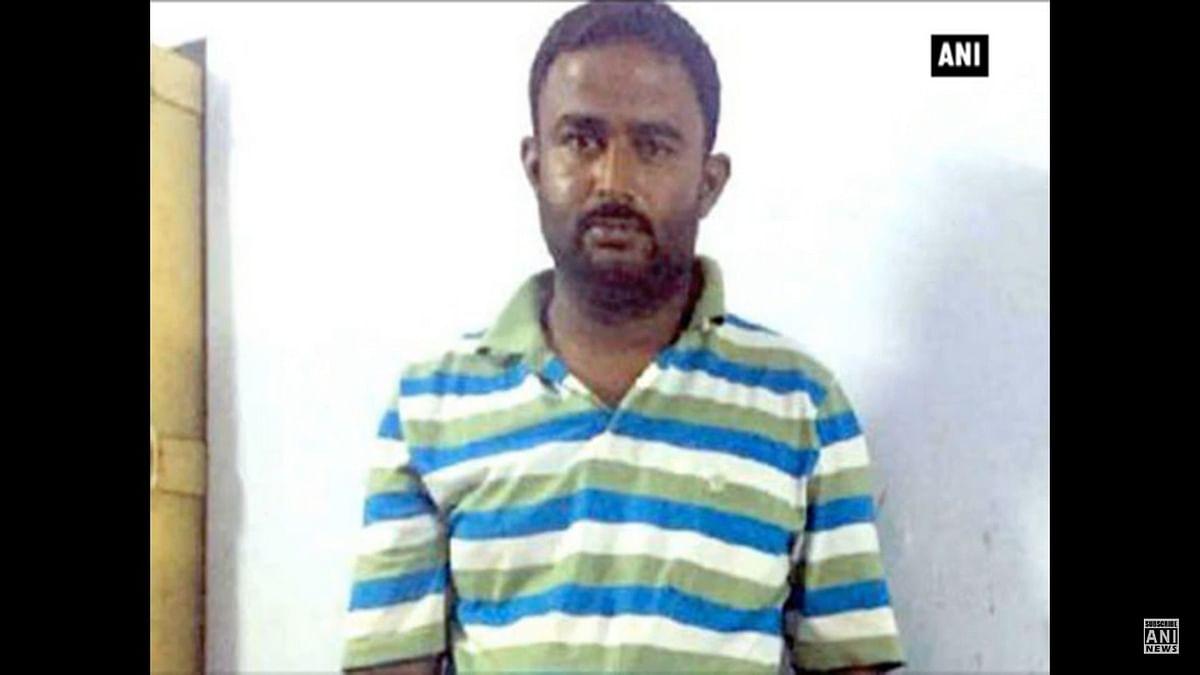 Nandlal Maharaj told Indian authorities that 35 kilograms of RDX had been smuggled across the India-Pakistan border for terror activities. (Photo: ANI screengrab)