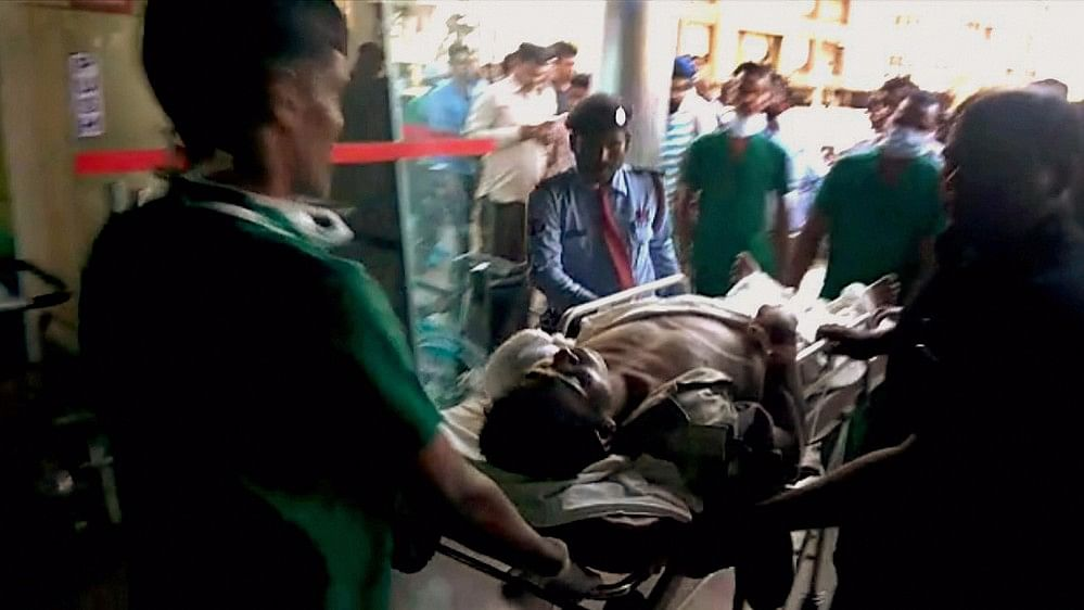 This is the biggest attack by the naxalites against the CRPF jawans in Chhattisgarh this year. (Photo: PTI)