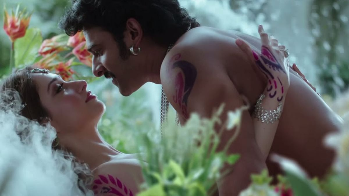 Princess Avanthika's disrobing and seduction sequence was problematic in <i>Baahubali: The Beginning.</i>