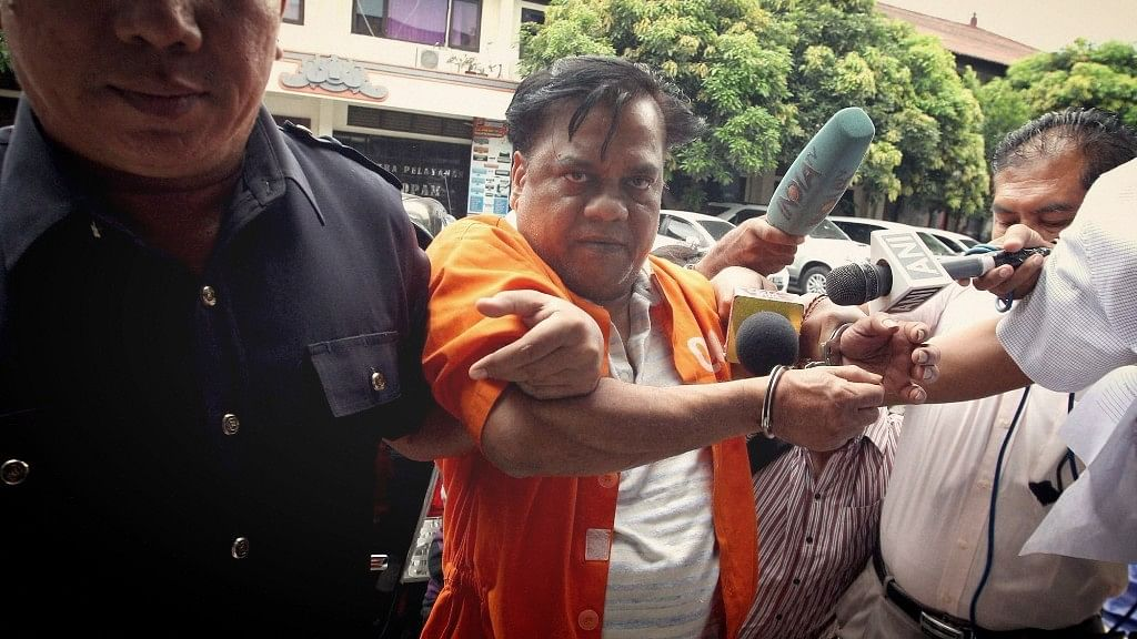 Gangster Chhota Rajan Alive, Being Treated at AIIMS for COVID-19