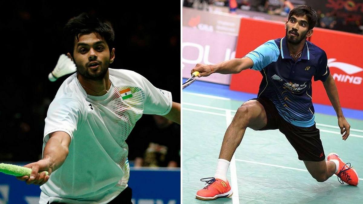 Both Kidambi Srikanth and Sai Praneeth lost their respective singles matches.